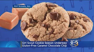 Girl Scout Cookie Season Is Here And It Includes A New Cookie