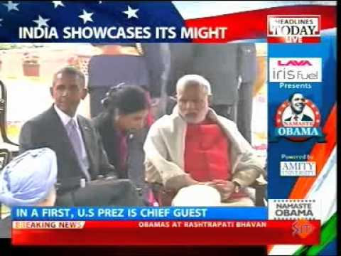 USINPAC Videos  Sanjay Puri (USINPAC Chairman) on Obama India Visit – Headlines Today
