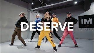 Gambar cover Deserve - Kris Wu ft. Travis Scott / Isabelle Choreography