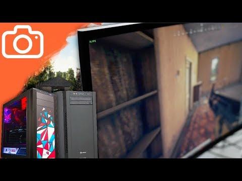 TEST VÝKONU - PUBG na MEGA Gamer 8G240/MČR 2018 Elite-Ti