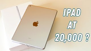 Apple iPad Tablet 9.7 inch Unboxing & initial Setup!