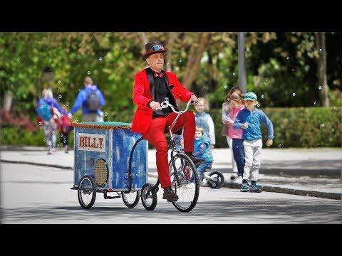 El velocípedo mágico