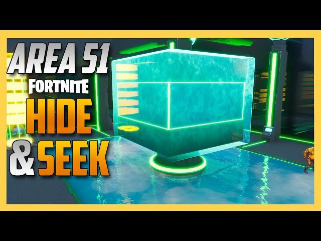 Area 51 Hide and Seek