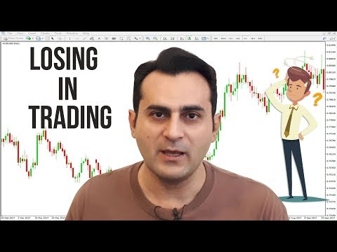 Losing in Forex Trading