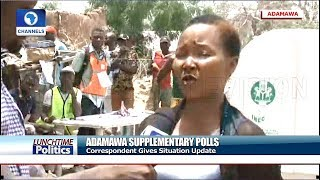 APC Agents Absent At Polling Units As Adamawa Supplementary Election Holds |Lunchtime Politics|