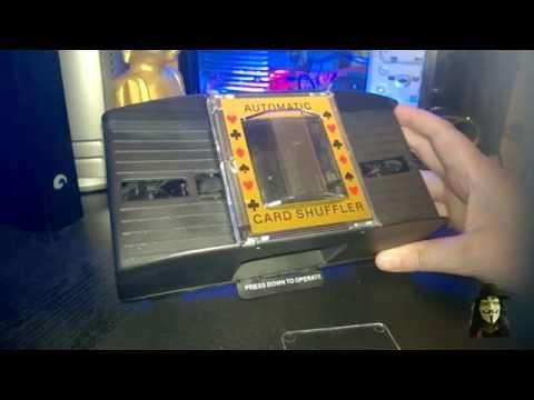 Kartenmischer  -  Card Shuffler
