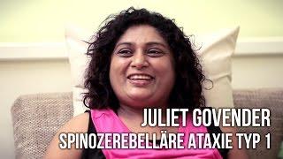 Juliet, Spinozerebelläre Ataxie Typ 1 | Stammzell...