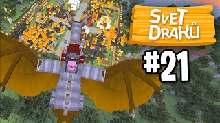 Letíme na Drakovi! 🐲 [Svět Draků] #21