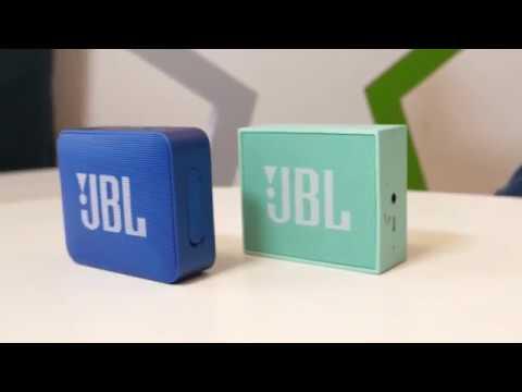 Test de la JBL GO 2 !