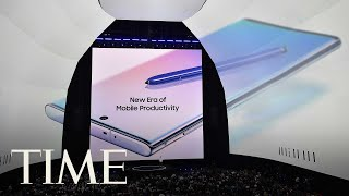 Samsung Unpacked: Galaxy S20, Foldable Galaxy Z Flip And More Unveiled | TIME