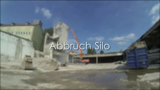 preview picture of video 'Unser Dorf im Wandel - 02 Abbruch Silo'