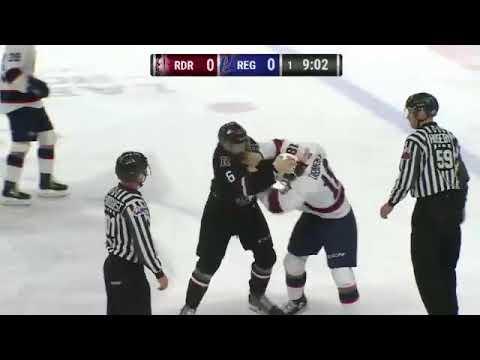 Cole Dubinsky vs Ethan Sakowich