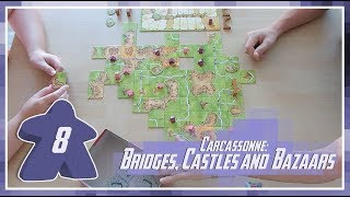 Carcassonne 8: Bridges, Castles & Bazaars | GloryHunter82