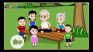 สื่อการเรียนการสอน ทายปัญหากับคุณตา ป.3 ภาษาไทย