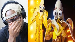 The Masked Singer Season 3 Banana: Clues, Performances, UnMasking REACTION!