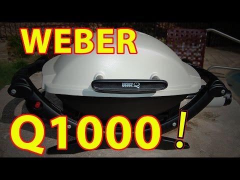 Weber Elektrogrill Q Test : Produkttest weber grill q weber stephen gmbh testbericht