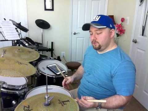 """Zac Treby's Drum Studio International: """"40 Rudiments: Flam Drag"""""""