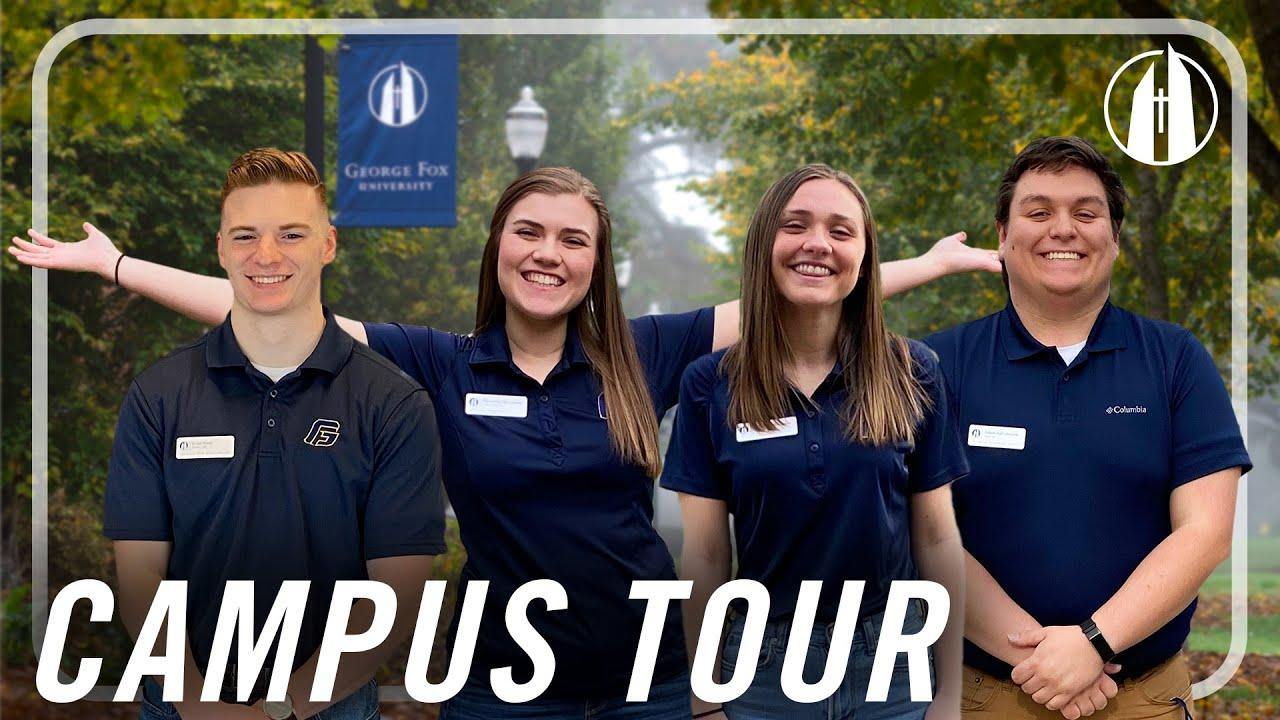 Watch video: Virtual Campus Tour