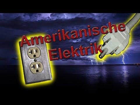 Amerikanische Steckdose, Stecker & Adapter
