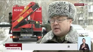 В Павлодаре ликвидируют заграждения, блокирующие проезд транспорта во дворы