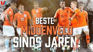 Staat van Oranje: 'Beste Middenveld Sinds Tijdperk Sneijder-Van der Vaart in het Nederlands Elftal'
