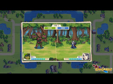 Wargroove - Gameplay Trailer thumbnail