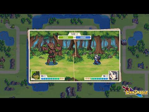 Wargroove - Gameplay Trailer thumbnail
