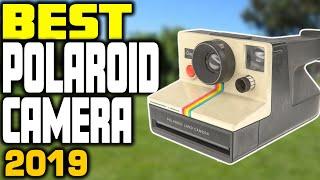 5 Best Polaroid Instant Camera In 2019