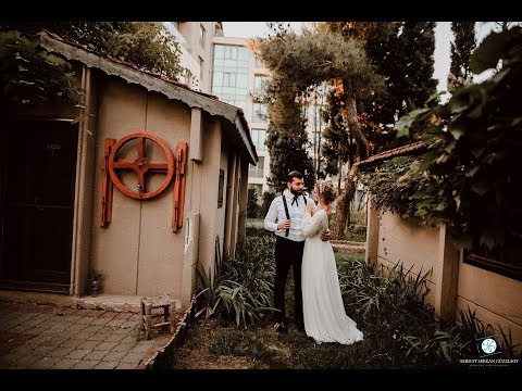 İstanbul'da Bir Düğün Hikayesi Gökçe + Derya Wedding Teaser İstanbul
