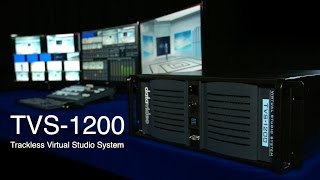TVS-1200 Trackless Virtual Studio System