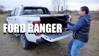 Ford Ranger 2017 3.2 Wildtrak (ENG) - Test Drive and Review