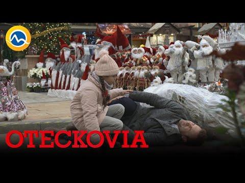 OTECKOVIA - Tatušo v bolestiach: Môže za to vianočný stromček!
