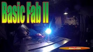 How To MIG Weld Square Tubing Video