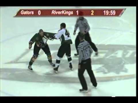 Eric Tallent vs. Kevin Fukala