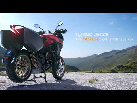 2019 MV Agusta Turismo Veloce 800 Lusso SCS in Shelby Township, Michigan - Video 1