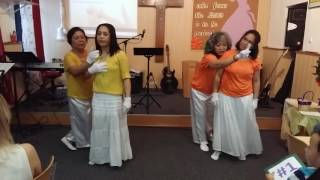 Dance number 'A mother's love' (Jim Brickman)