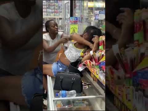 SMH: They trippin out here at the liquor store!