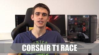 Corsair T1 Race Gaming-Stuhl im Test