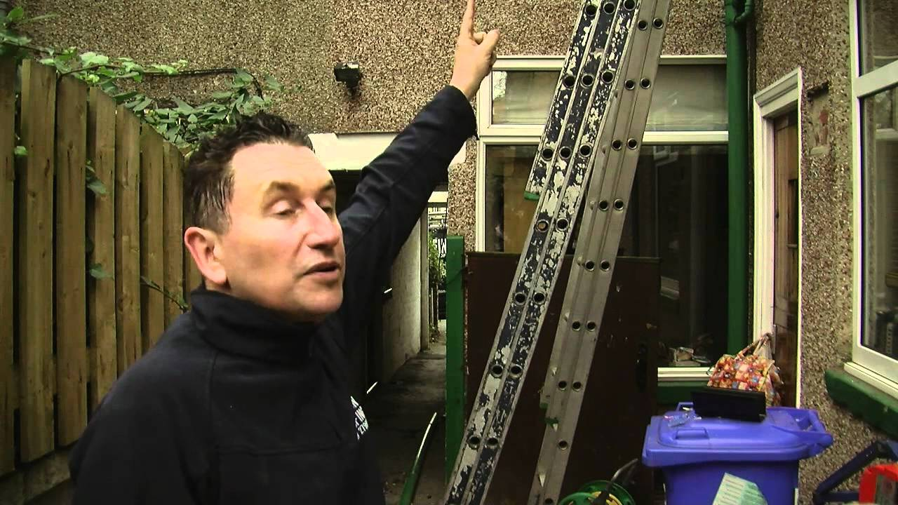 Replacing Guttering