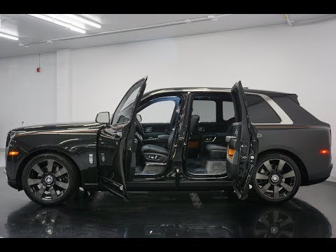 2019 Rolls-Royce Cullinan - Walkaround in 4k