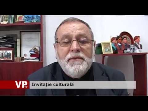 Invitație culturală