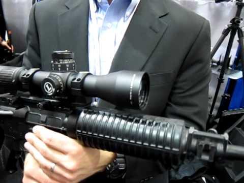 Leupold Mark 6 3 18x44mm 34mm Riflescope Game Changer