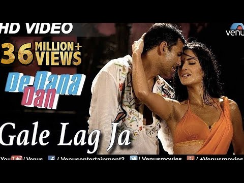Download Gale Lag Ja Full Video Song | De Dana Dan | Akshay Kumar, Katrina Kaif | Best Bollywood Song HD Mp4 3GP Video and MP3
