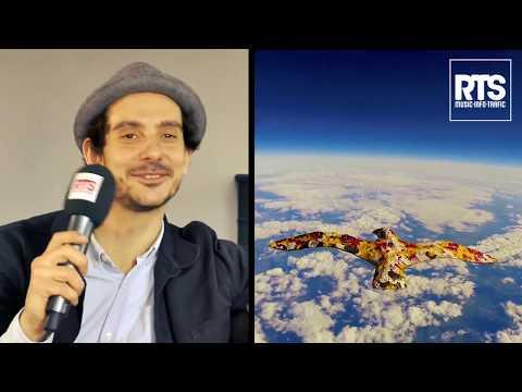 Laurent Lamarca l'interview dans Carré VIP sur RTS