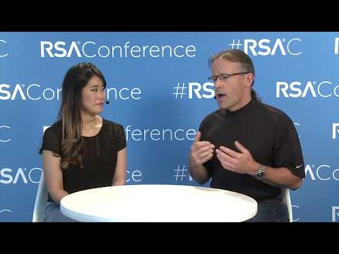 Cisco's John N. Stewart talks cybersecurity trends from RSA