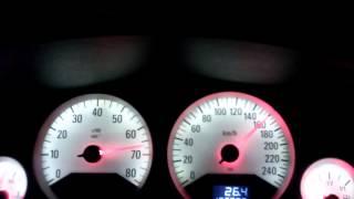 Opel Astra G OPC 3.2 V6(z32se swap) 100-240km/h