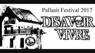 Video Disavoir Vivre, Pallasit Festival, 9.6.2017
