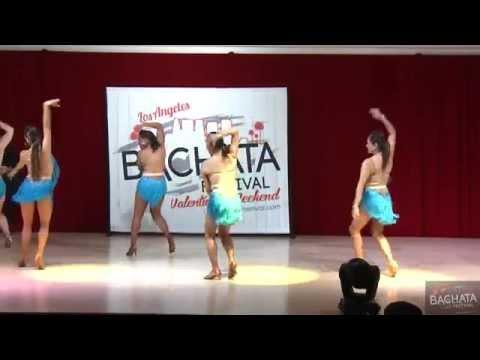 Artistico Dance Company LA BACHATA FESTIVAL