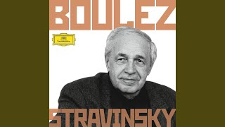 Stravinsky: Four Cat's Cradle Songs - Sung In Russian - Bai-bai (Lullaby)