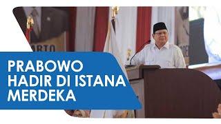 Jelang Pengumuman Menteri, Prabowo Datang ke Istana Menemui Jokowi